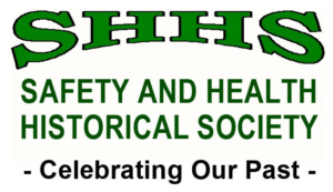 Safety and Health Historical Society (SHHS) - Logo