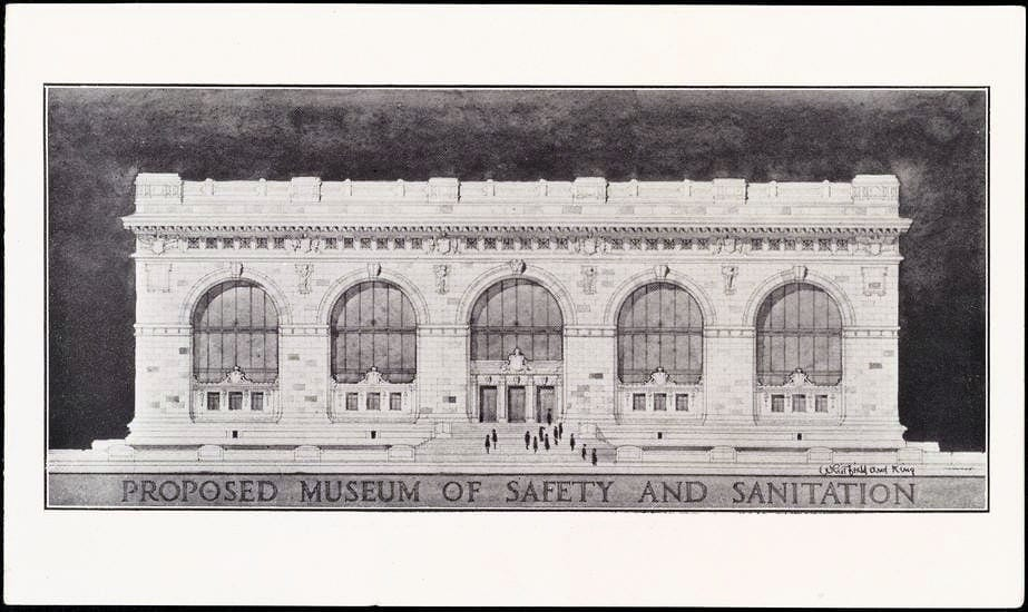 The American Museum of Safety and the Safety Institute of America