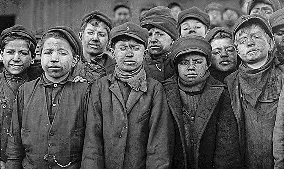 Children Workers and Workplace Accidents: What Was The Price Paid For Industrializing America? This guest article is by historian Allen Cornwell from his web site: Our Great American Heritage. It addresses injury and death for children working in factories.