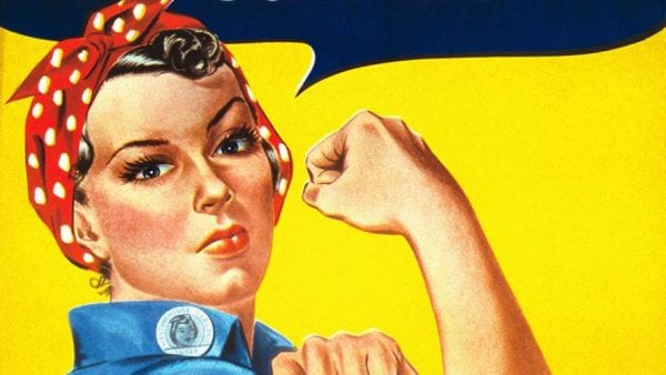 Keeping Rosie The Riveter Safe During World War II – Women Working In Industry Women working in industry expanded rapidly during WWII. This article explores women's work in support of the WWII effort.