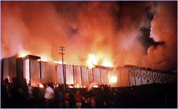 Beverly Hills Supper Club Fire of 1977